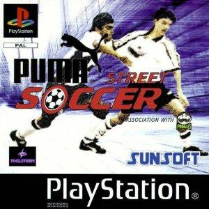 Puma Street Soccer per PlayStation