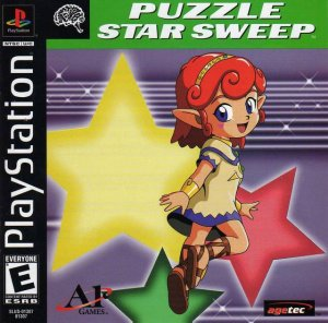 Puzzle Star Sweep per PlayStation