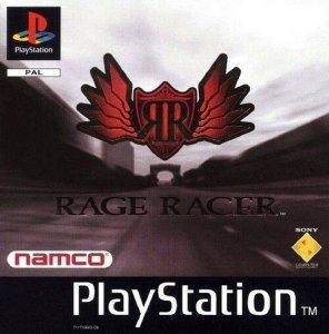 Rage Racer per PlayStation