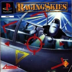 Raging Skies per PlayStation
