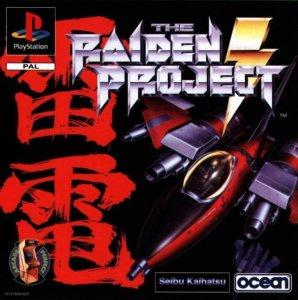 Raiden Project per PlayStation