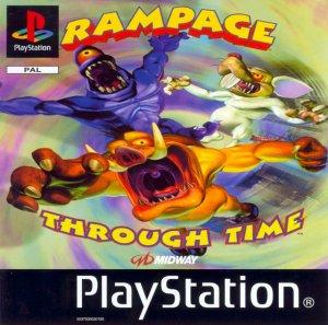 Rampage Through Time per PlayStation