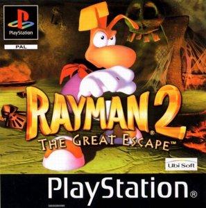 Rayman 2 per PlayStation