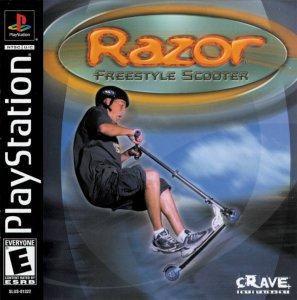 Razor Freestyle Scooter per PlayStation