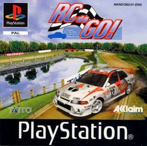RC de GO! per PlayStation