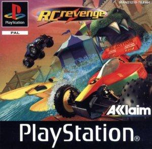 RC Revenge per PlayStation