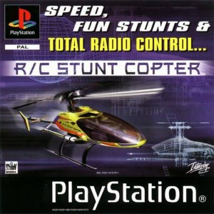 RC Stunt Copter per PlayStation
