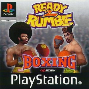 Ready 2 Rumble Boxing per PlayStation