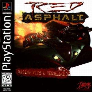 Red Asphalt per PlayStation