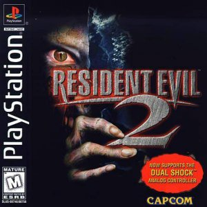 Resident Evil 2: Dual Shock Edition per PlayStation