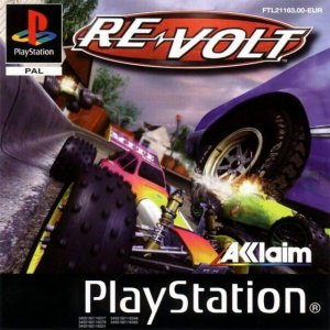 Re-Volt per PlayStation