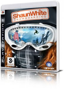 Shaun White Snowboarding per PlayStation 3