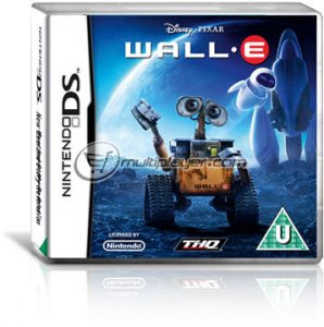 WALL-E per Nintendo DS