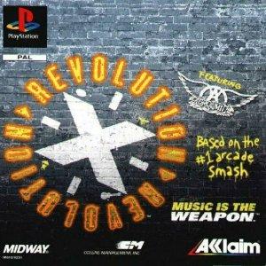 Revolution X per PlayStation