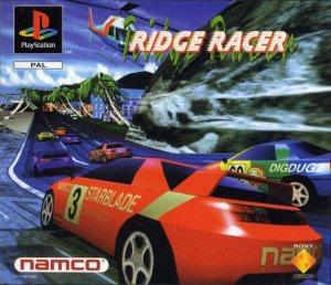 Ridge Racer per PlayStation