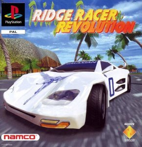 Ridge Racer Revolution per PlayStation