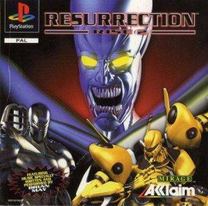 Rise 2: Resurrection per PlayStation