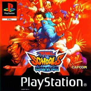 Rival Schools: United By Fate per PlayStation