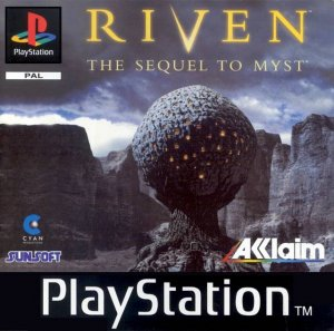 Riven: The Sequel to Myst per PlayStation