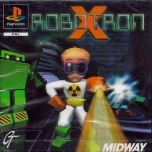 Robotron X per PlayStation