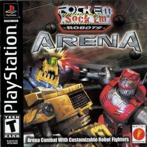 Rock 'Em Sock 'Em Robots Arena per PlayStation