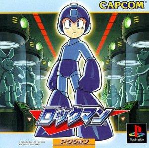 RockMan per PlayStation