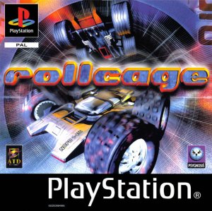 Rollcage per PlayStation