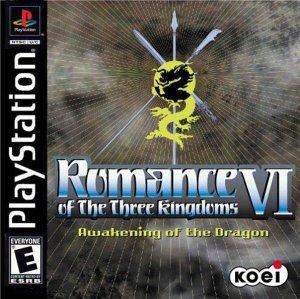 Romance of the Three Kingdoms VI: Awakening of the Dragon per PlayStation