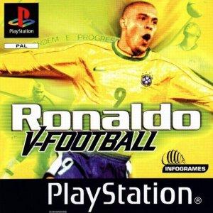 Ronaldo V-Football per PlayStation