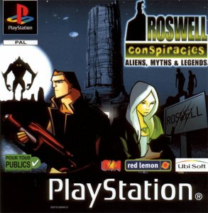 Roswell Conspiracies: Aliens, Myths & Legends per PlayStation