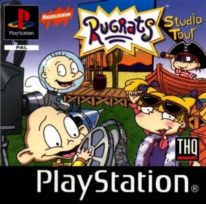Rugrats Studio Tour per PlayStation