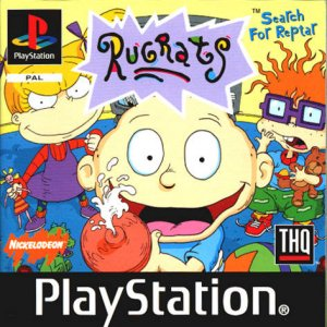 Rugrats: Search for Reptar per PlayStation