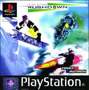 Rushdown per PlayStation