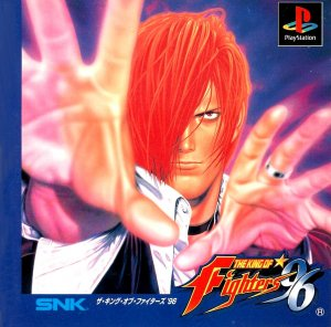 The King of Fighters '96 per PlayStation