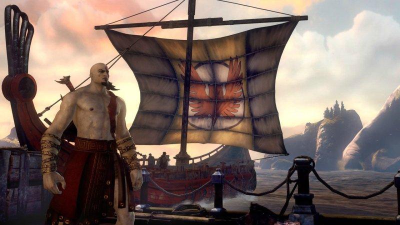 Il patto di sangue di Kratos