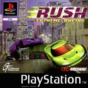 San Francisco Rush per PlayStation