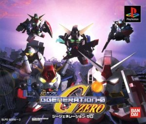 SD Gundam G Generation Zero per PlayStation