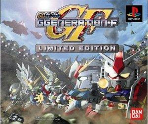 SD Gundam G Generation-F per PlayStation