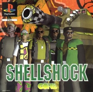 Shellshock per PlayStation