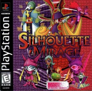 Silhouette Mirage per PlayStation