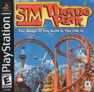 Sim Theme Park per PlayStation