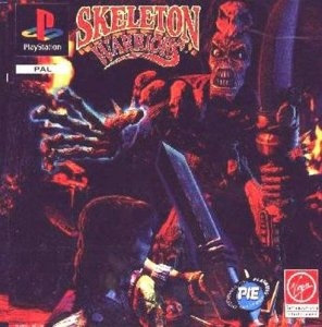 Skeleton Warriors per PlayStation