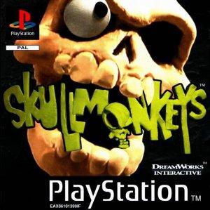 SkullMonkeys per PlayStation