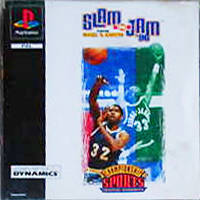 Slam 'n Jam '96 per PlayStation