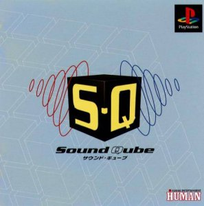S.Q. Sound Qube per PlayStation