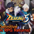 Zenonia 5 disponibile su App Store