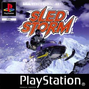 Sled Storm per PlayStation