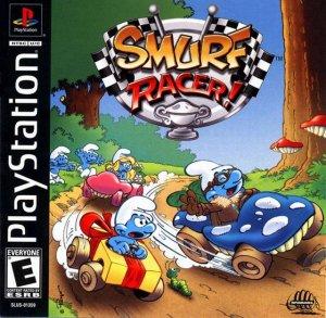 Smurf Racer per PlayStation