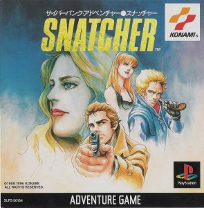 Snatcher per PlayStation