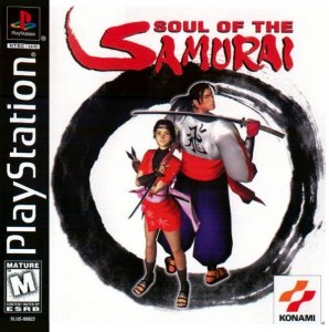 Soul of the Samurai per PlayStation